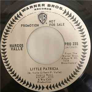 Marcos Valle - Little Patricia / Crickets Sings For Anamaria flac album