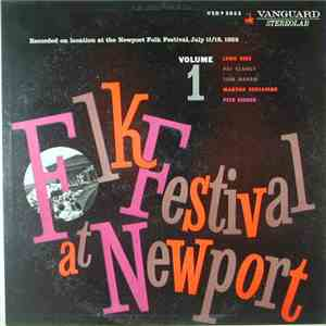 Various - Folk Festival At Newport Volume 1 flac album