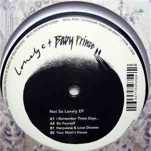 Lonely C + Baby Prince - Not So Lonely EP flac album