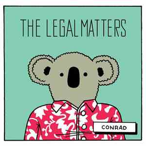 The Legal Matters - Conrad flac album