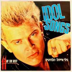 Billy Idol - Idol Songs - 11 Of The Best flac album