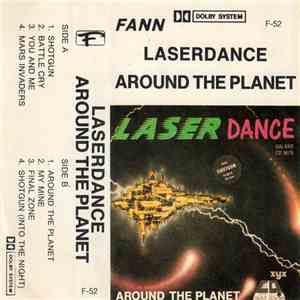 Laserdance - Around The Planet flac album