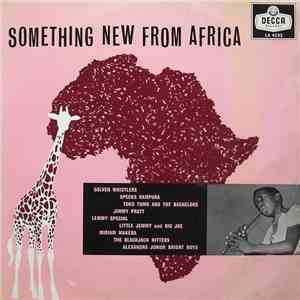 Various - Something New From Africa flac album