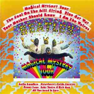 Beatles - Magical Mystery Tour flac album