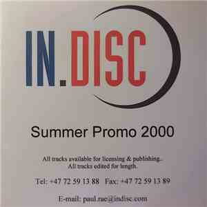Various - In.Disc Summer Promo 2000 flac album