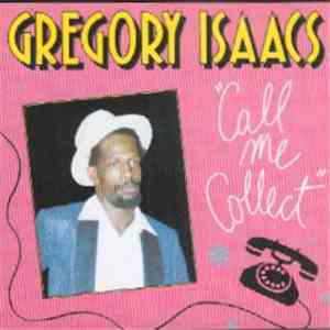 Gregory Isaacs - Call Me Collect flac album