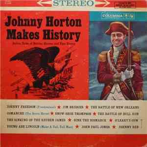 Johnny Horton - Johnny Horton Makes History flac album