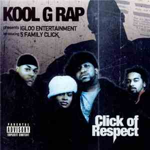 Kool G Rap Introducing 5 Family Click - Click Of Respect flac album