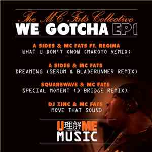 The MC Fats Collective - We Gotcha EP1 flac album