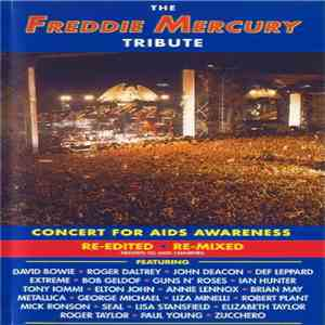 Various - The Freddie Mercury Tribute flac album
