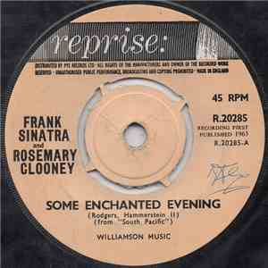 Frank Sinatra And Rosemary Clooney / Frank Sinatra And Keely Smith - Some Enchanted Evening / So In Love flac album