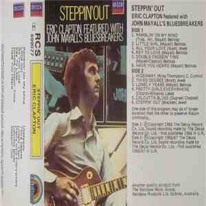 Eric Clapton Featured With John Mayall's Bluesbreakers - Steppin' Out flac album