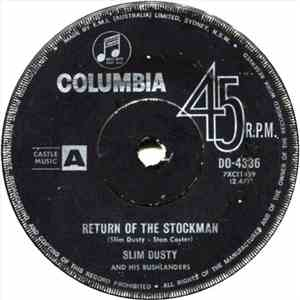 Slim Dusty And His Bushlanders - Return Of The Stockman flac album