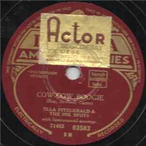 Ella Fitzgerald & The Ink Spots - Cow-Cow Boogie / Don't Believe Everything You Dream flac album