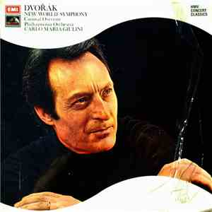 Dvorak - The Philharmonia Orchestra, Carlo Maria Giulini - Symphony N°9 In E Minor, Op.95 (From The New World) flac album