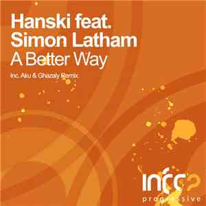 Hanski  Feat. Simon Latham - A Better Way flac album