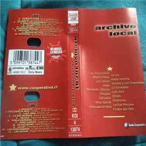 Various - Archivo Local flac album
