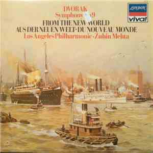 "Dvořák, Los Angeles Philharmonic Orchestra, Zubin Mehta - Symphony No.9 ""From The New World"" / Carnival Overture flac album"
