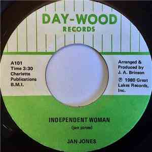 Jan Jones - Independent Woman flac album