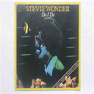 Stevie Wonder - Do I Do = ¿Lo Hago? flac album