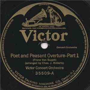 Victor Concert Orchestra - Poet And Peasant Overture flac album