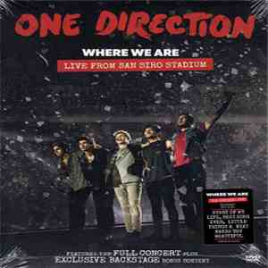 One Direction - Where We Are (Live From San Siro Stadium) flac album