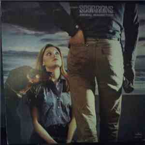 Scorpions - Animal Magnetism flac album