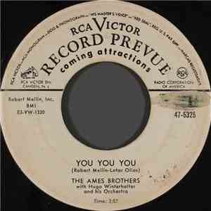 The Ames Brothers - You You You / Once Upon A Tune flac album