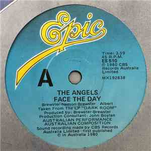 The Angels - Face The Day flac album