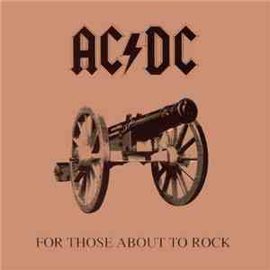 AC/DC - For Those About To Rock We Salute You flac album