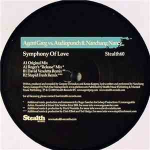 Agent Greg vs. Audiopunch Feat. Nanchang Nancy - Symphony Of Love flac album