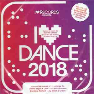 Various - I ♥ Dance 2018 flac album