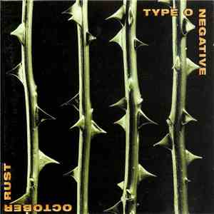 Type O Negative - October Rust flac album