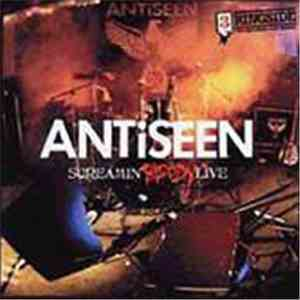 Antiseen - Screamin' Bloody Live flac album
