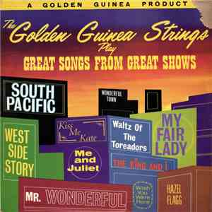 The Golden Guinea Strings - Play Great Songs From Great Shows flac album