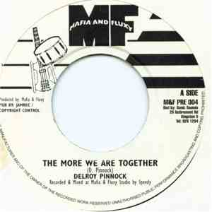 Delroy Pinnock - The More We Are Together flac album