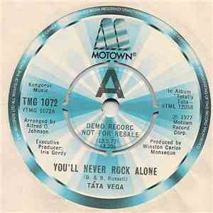 Táta Vega - You'll Never Rock Alone / Just When Things Are Getting Good flac album