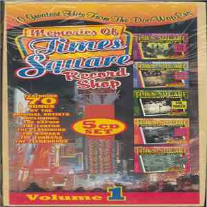 Various - Memories Of Times Square Record Shop Vol. 1/More Memories Of Times Square Record Shop Vol. 2 flac album