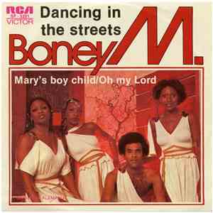 Boney M. - Dancing In The Streets flac album