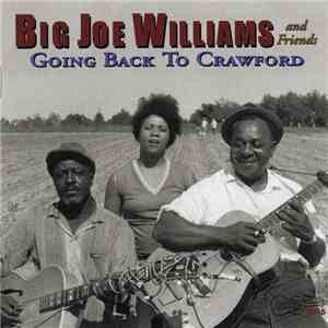 Big Joe Williams - Big Joe Williams And Friends, Going Back To Crawford flac album