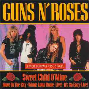 Guns N' Roses - Sweet Child O' Mine flac album