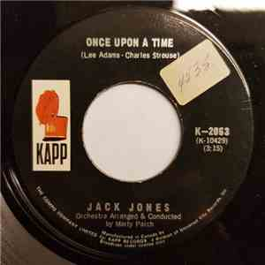 Jack Jones - It Only Takes A Moment flac album