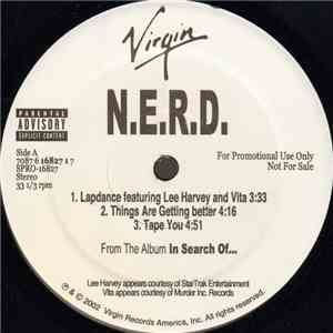 NERD - From The Album In Search Of... flac album
