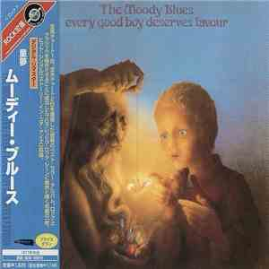 The Moody Blues - Every Good Boy Deserves Favour flac album