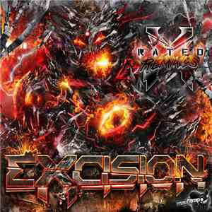 Excision - X-Rated Remixes flac album