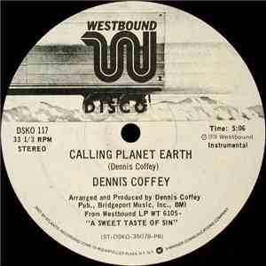 Dennis Coffey - Calling Planet Earth flac album