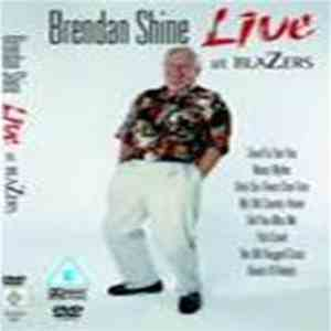Brendan Shine - Brendan Shine - Live At The Blazers flac album