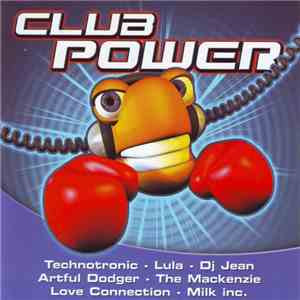 Various - Club Power flac album