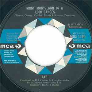 Axe  - Mony Mony / Land Of A 1,000 Dances flac album