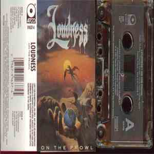 Loudness  - On The Prowl flac album